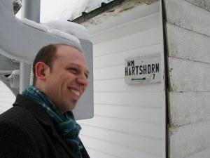 Richard Hartshorn